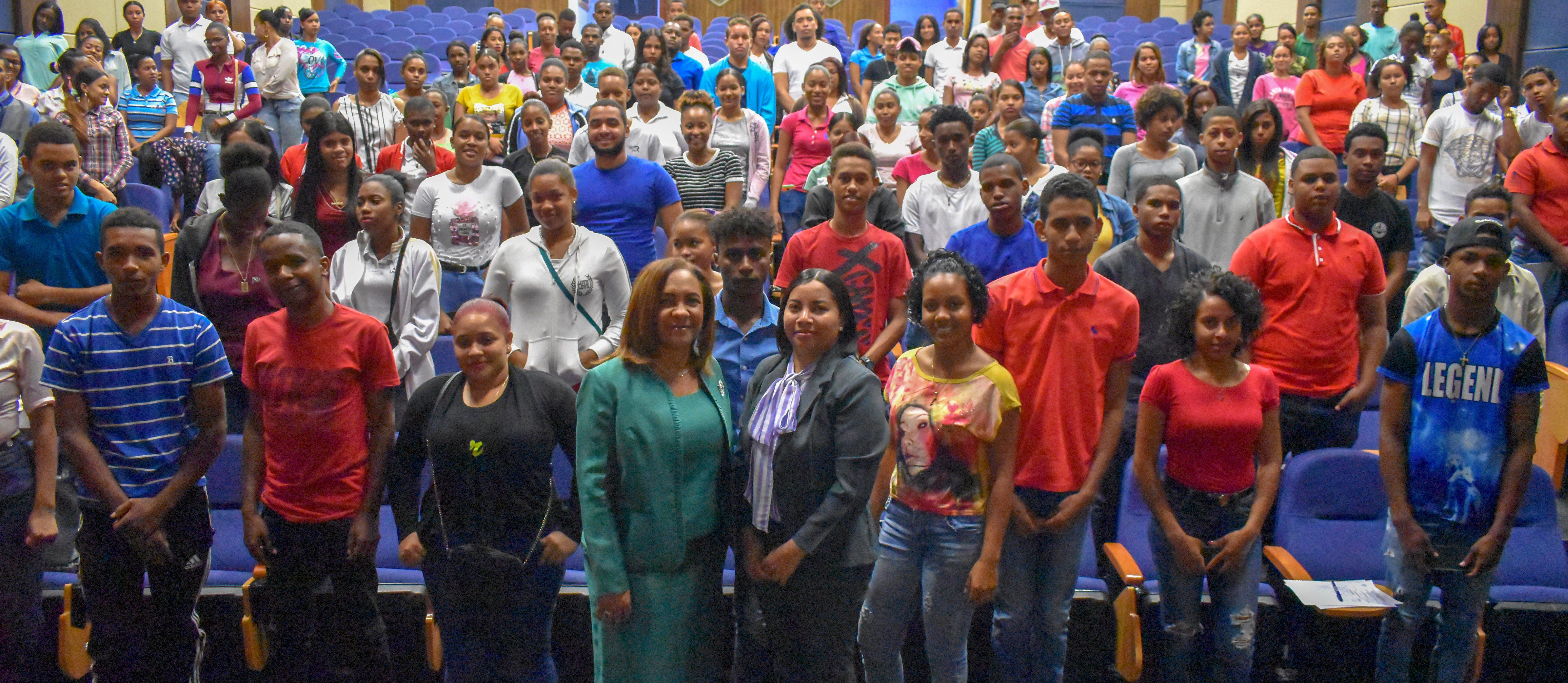 UASD Centro San Juan realiza Jornada de Inducción para Estudiantes de Nuevo Ingreso
