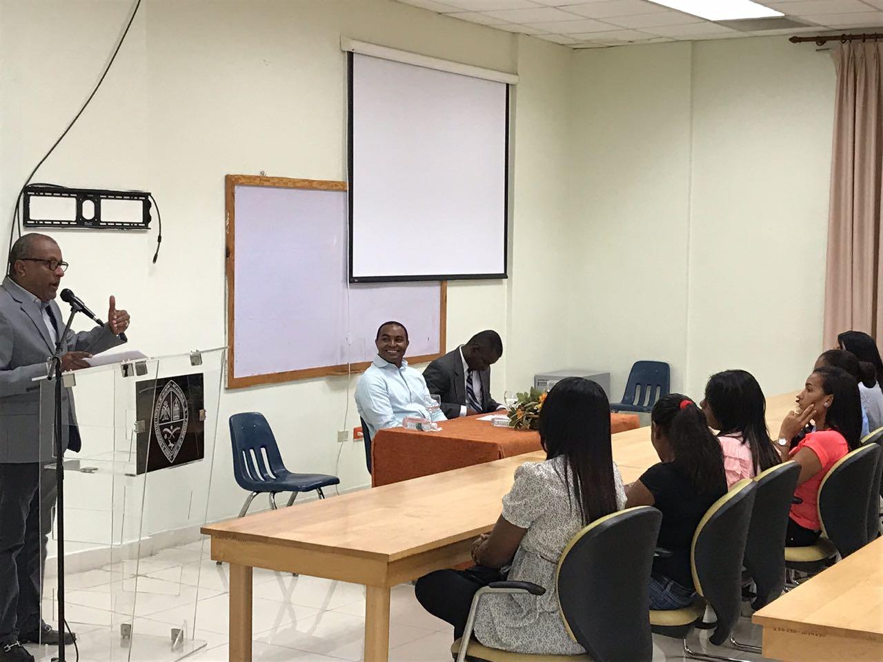 Aperturan Monográfico de Educación en la UASD – Centro San Juan de la Maguana