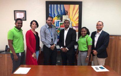 Reunión con Representantes de Centros Tecnológicos Comunitarios (CTC) y UASD – Centro San Juan de la Maguana