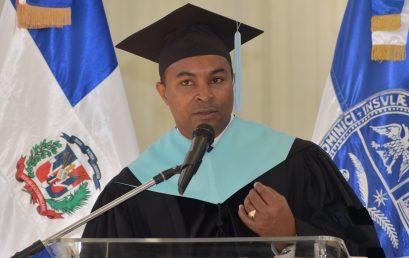 Discurso del Dr. Carlos Manuel Sánchez De Óleo en la Investidura de Grado 07 de febrero 2019