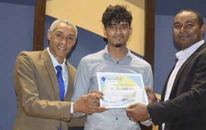 UASD Centro San Juan reconoce a 800 estudiantes obtuvieron notas sobresalientes en el semestre pasado