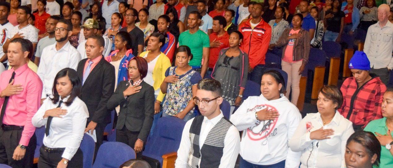 Realizan 1er. Congreso Estudiantil en la UASD Centro San Juan de la Maguana