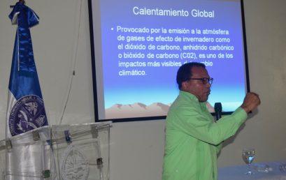 """En el Día Mundial del Agua, dictan conferencia en UASD San Juan: """"El Agua en la Tierra y su relación con el Calentamiento Global"""""""