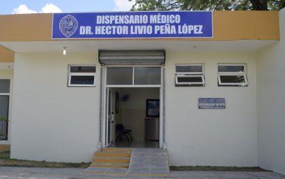 Remozan Dispensario Médico Dr. Héctor Livio Peña López en UASD Centro San Juan.