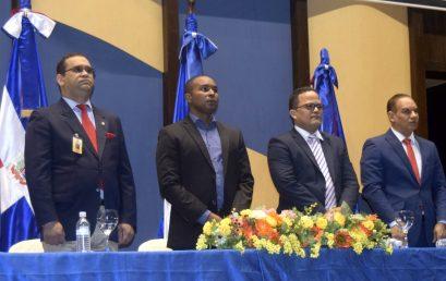 Inician Diplomado en Ciencias Políticas; Dictan Conferencia y hacen demostración Voto Automatizado en UASD San Juan.