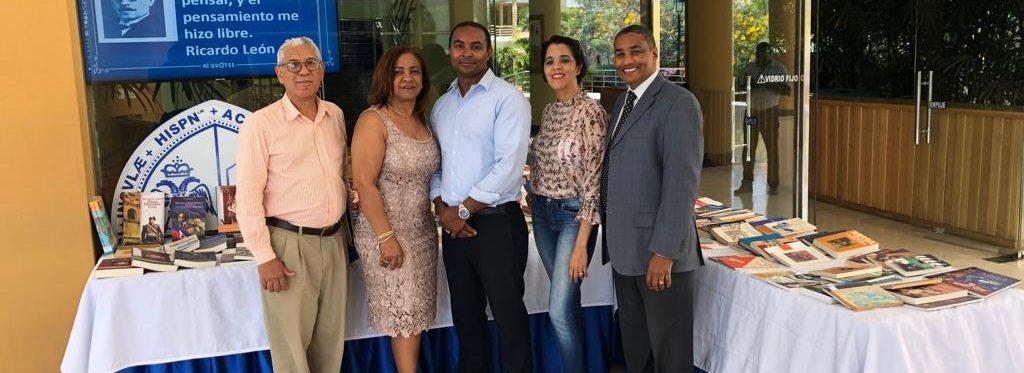 UASD San Juan realiza exposición de interés histórico en ocasión del Día Mundial del Libro