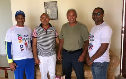 Visita sorpresa de UASD San Juan