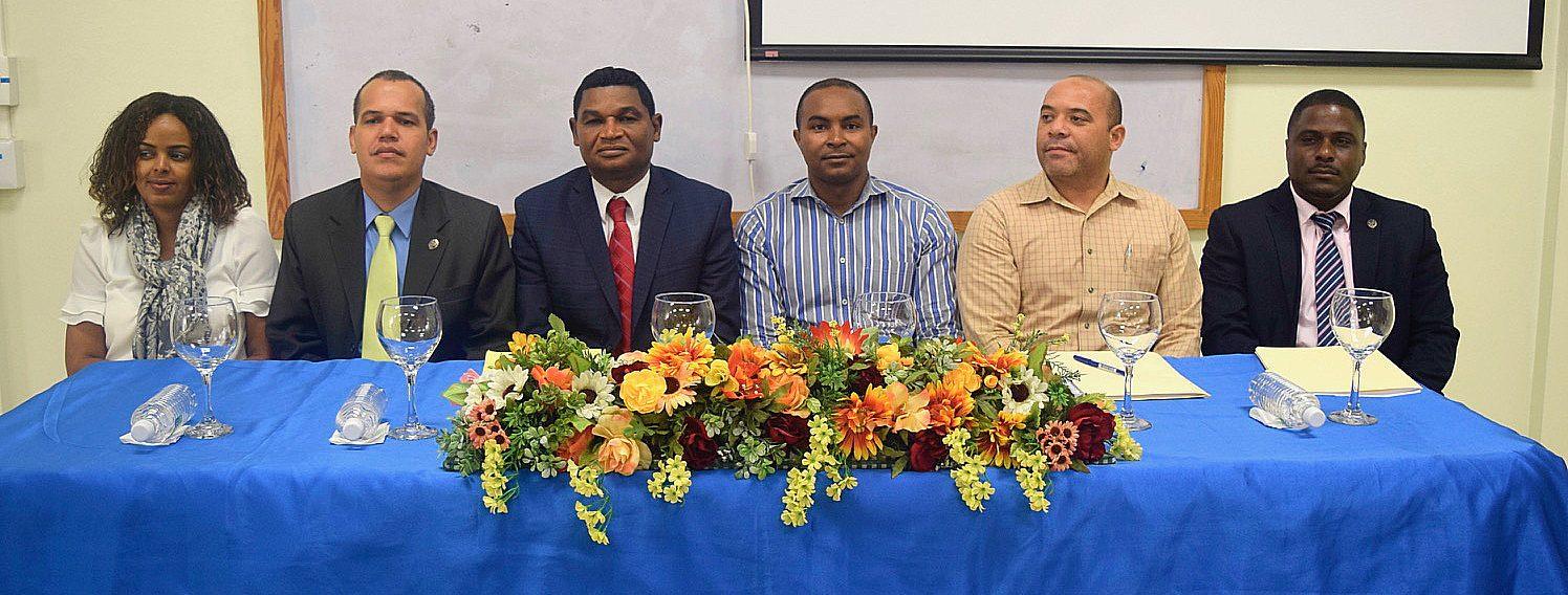Realizan taller con Unidades de Bienestar Estudiantil de Centros Universitarios Región Sur en UASD Centro San Juan