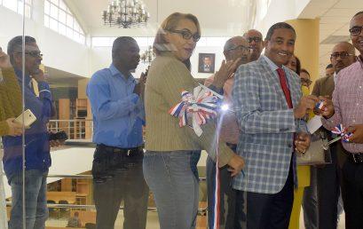 Inauguran Salón de Consejo Directivo de la UASD Centro San Juan de la Maguana.