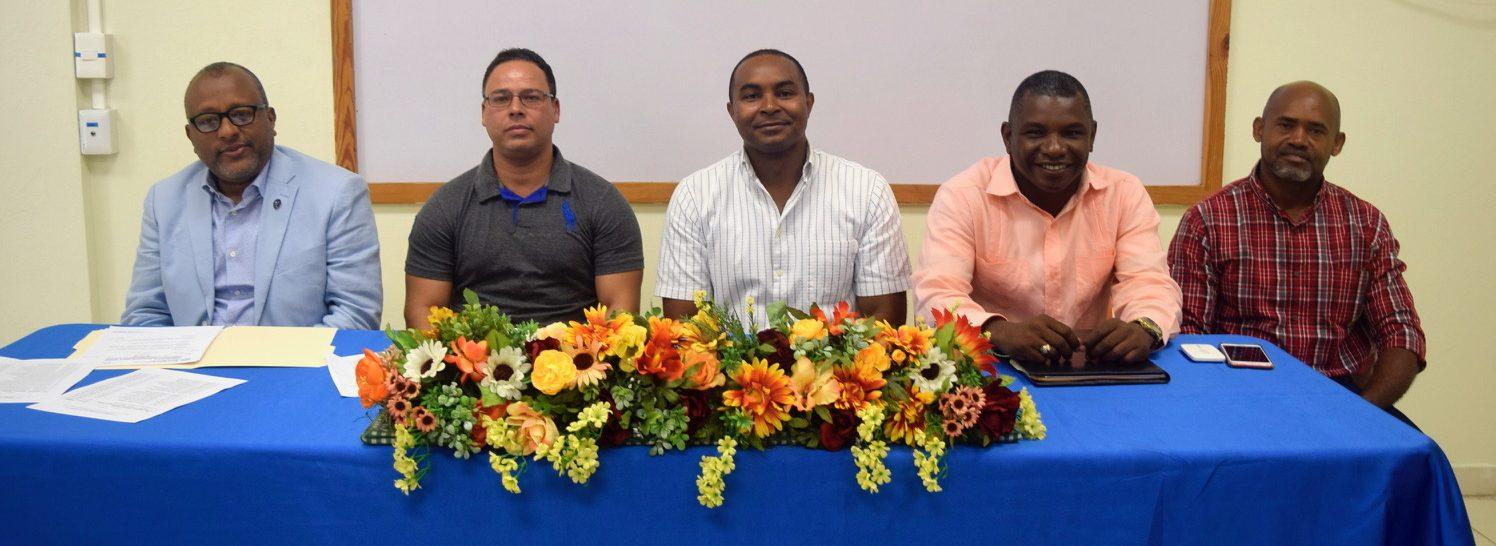 Inauguran Cursos Monográficos 95 y 96 en UASD Centro San Juan de la Maguana.