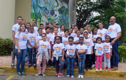 Concluye exitosamente el 7mo. Campamento Infantil de Verano 2019.