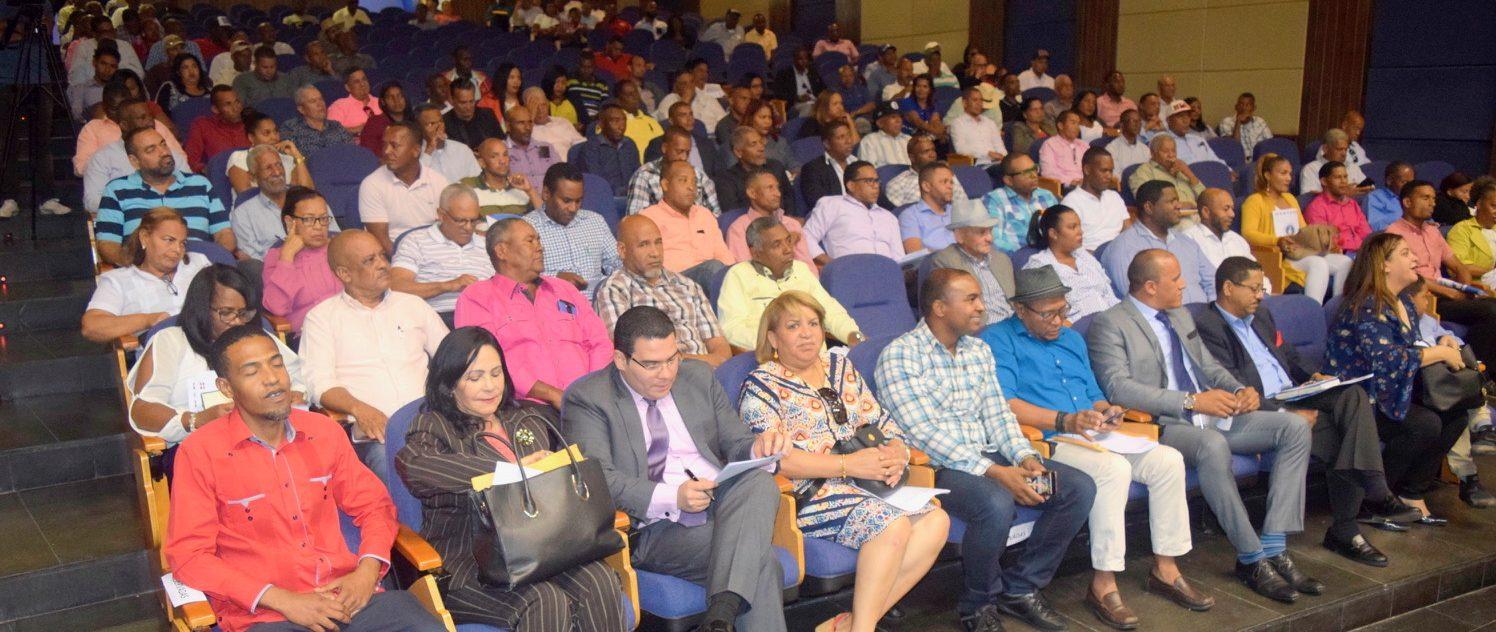Dan inicio a Programa de Formación Académica y Técnica de precandidatos del PRM en UASD Centro San Juan de la Maguana