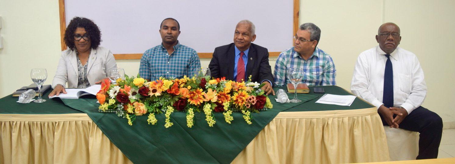 Realizan reunión de coordinación para inicio Maestría en Ciencias en Extensión Agropecuaria y Forestal.