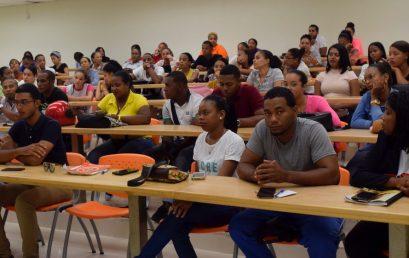 UASD Centro San Juan y el INFOTEP realizan curso taller sobre Primeros Auxilios