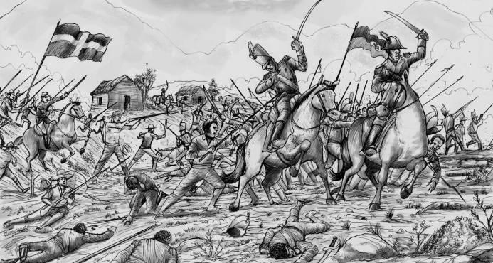El 174 Aniversario de La Batalla de la Estrelleta