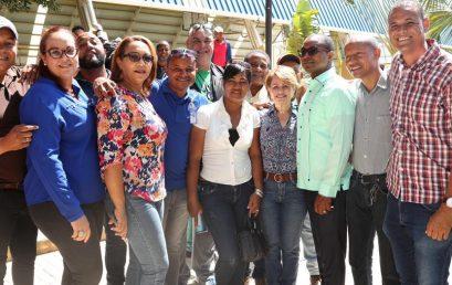 Presidente Danilo Medina aprueba asfaltado completo para UASD Centro San Juan