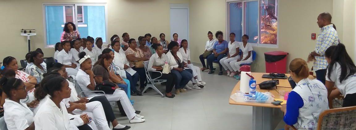Director UASD Centro San Juan sostiene encuentro con Gerencia de Áreas de Salud en Elias Piña