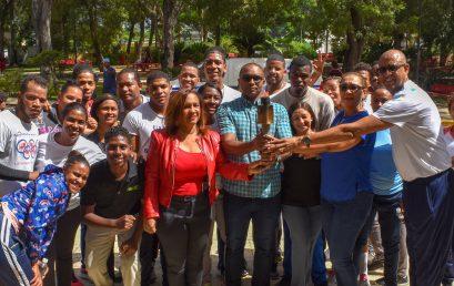 UASD Centro San Juan recibe Antorcha Juegos Universitarios Tony Barreiro 2019