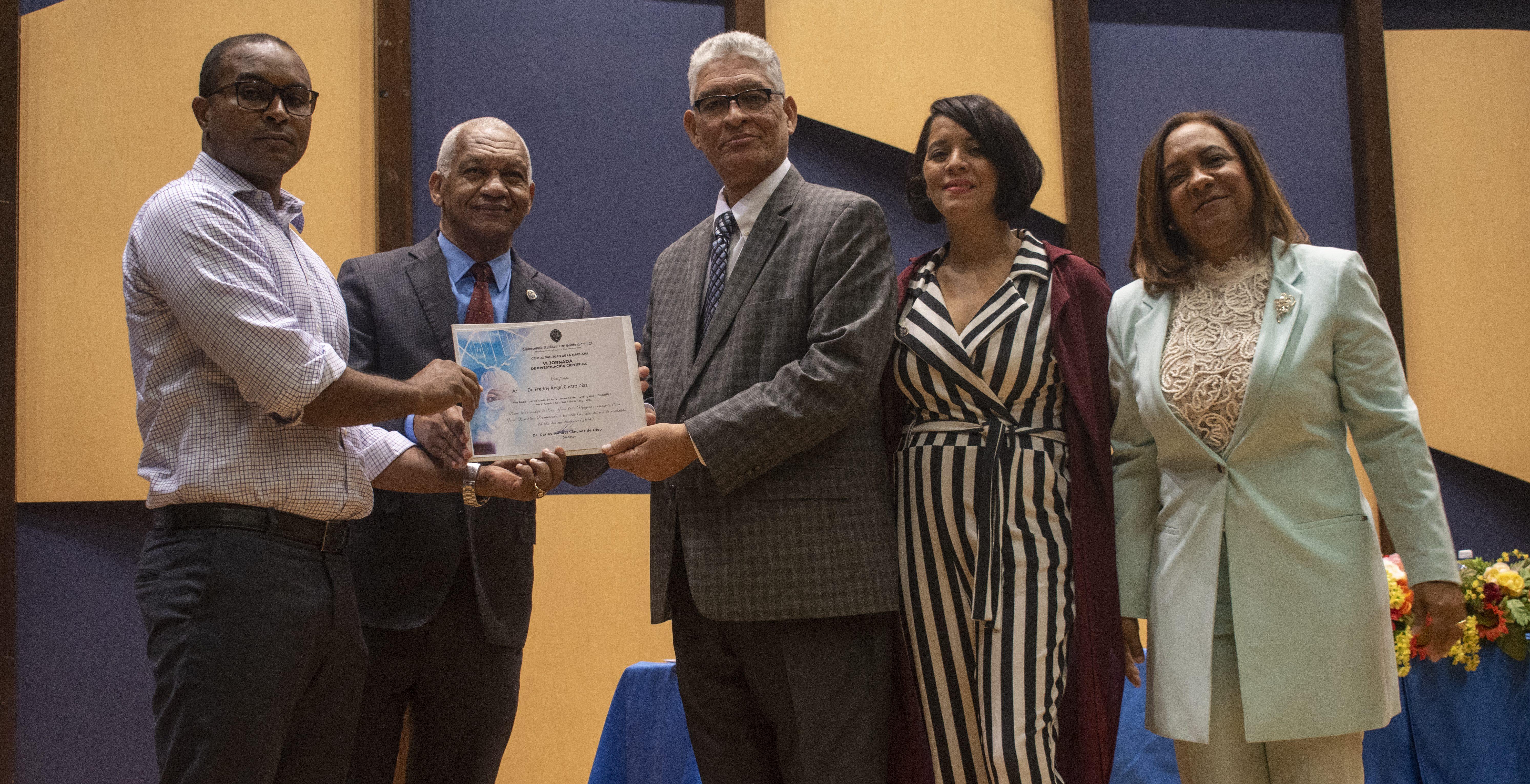 "UASD Centro San juan realiza ""VI Jornada de Investigación Científica"""