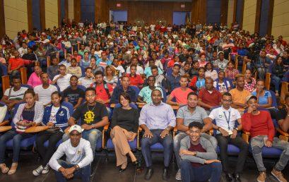 Realizan Jornada de Inducción a Estudiantes de Nuevo Ingreso en UASD Centro San Juan de la Maguana