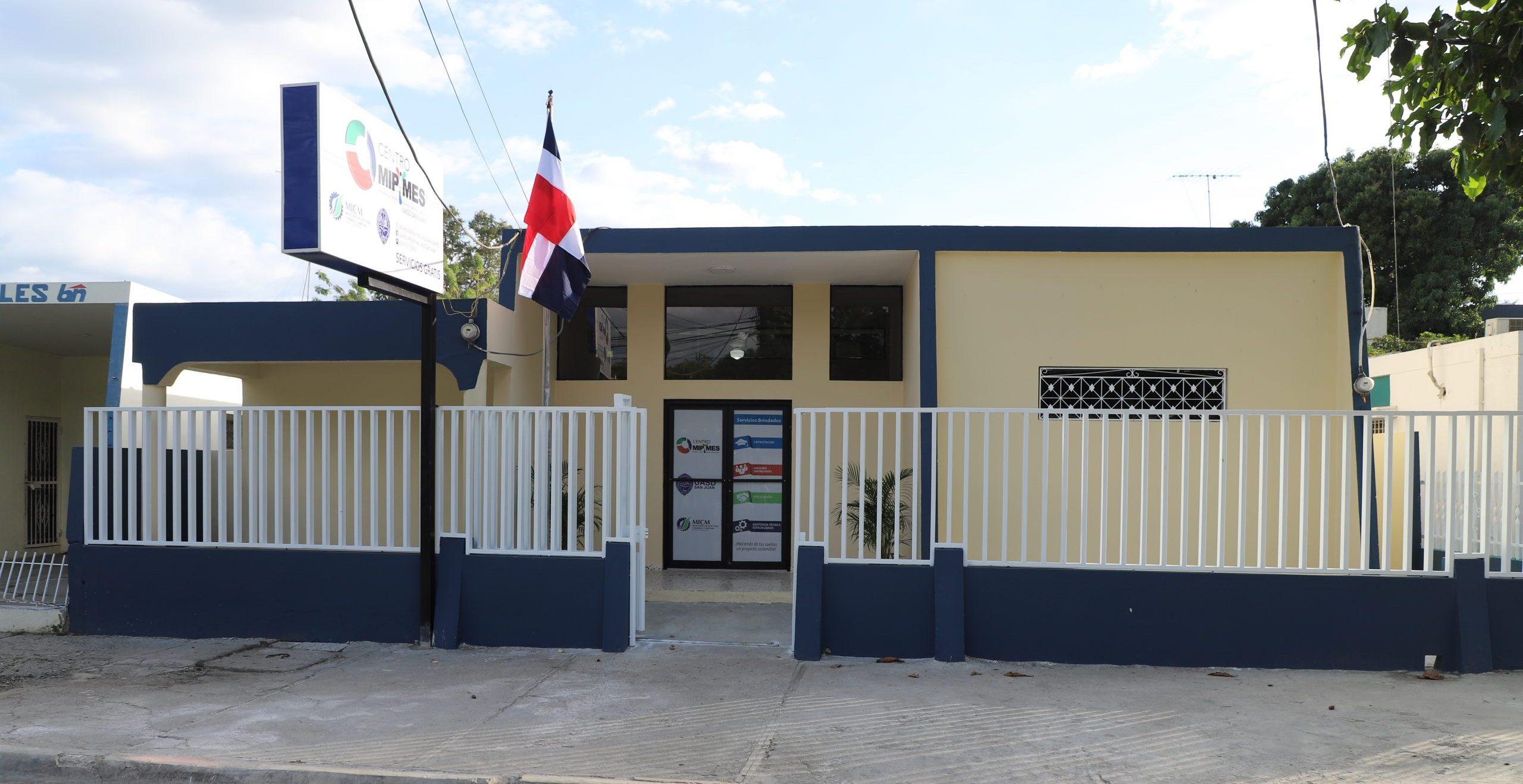 UASD Centro San Juan de la Maguana reinaugura el Centro Mipymes UASD San Juan