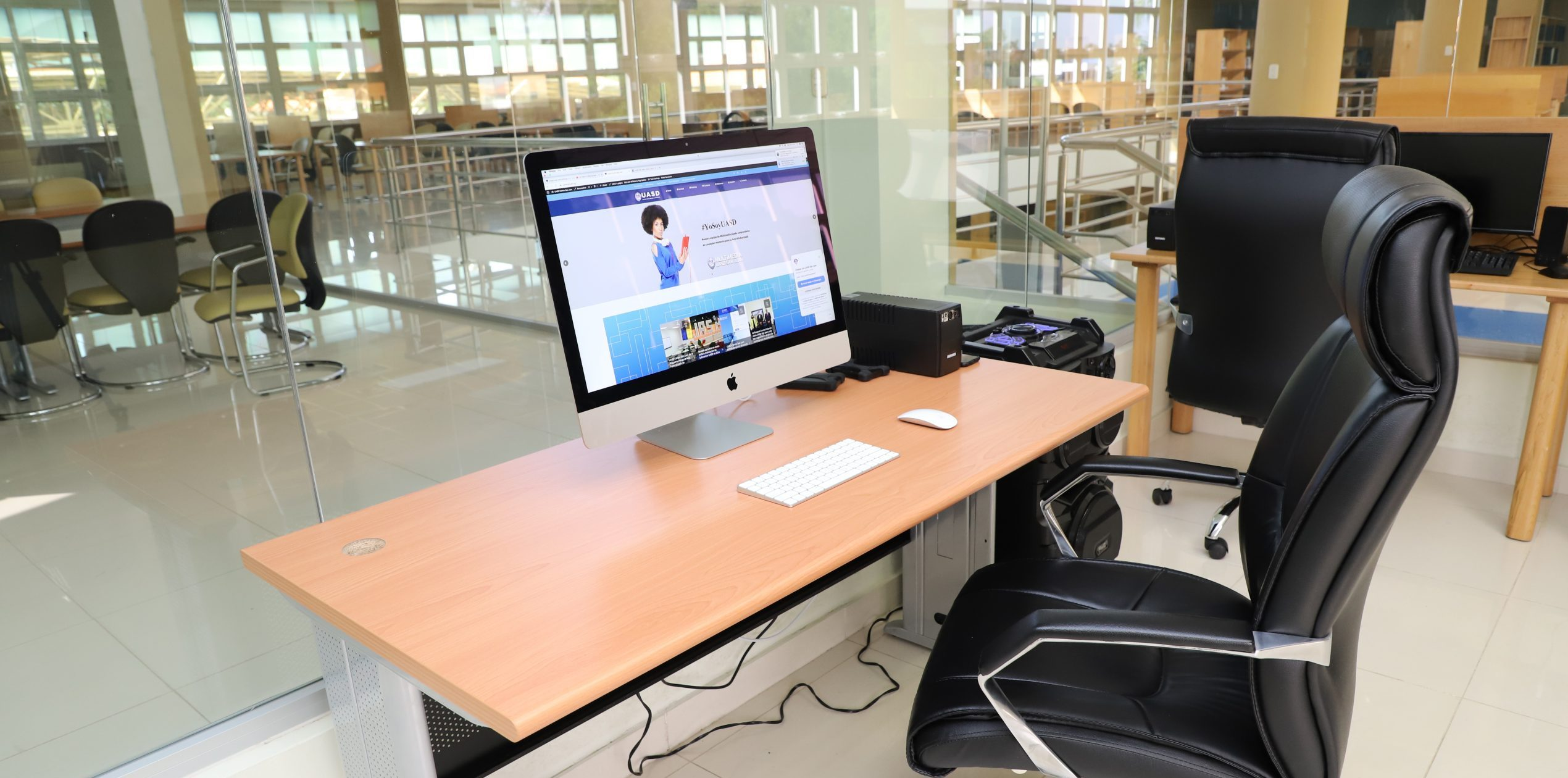 UASD Centro San Juan de la Maguana inaugura Unidad de Multimedia