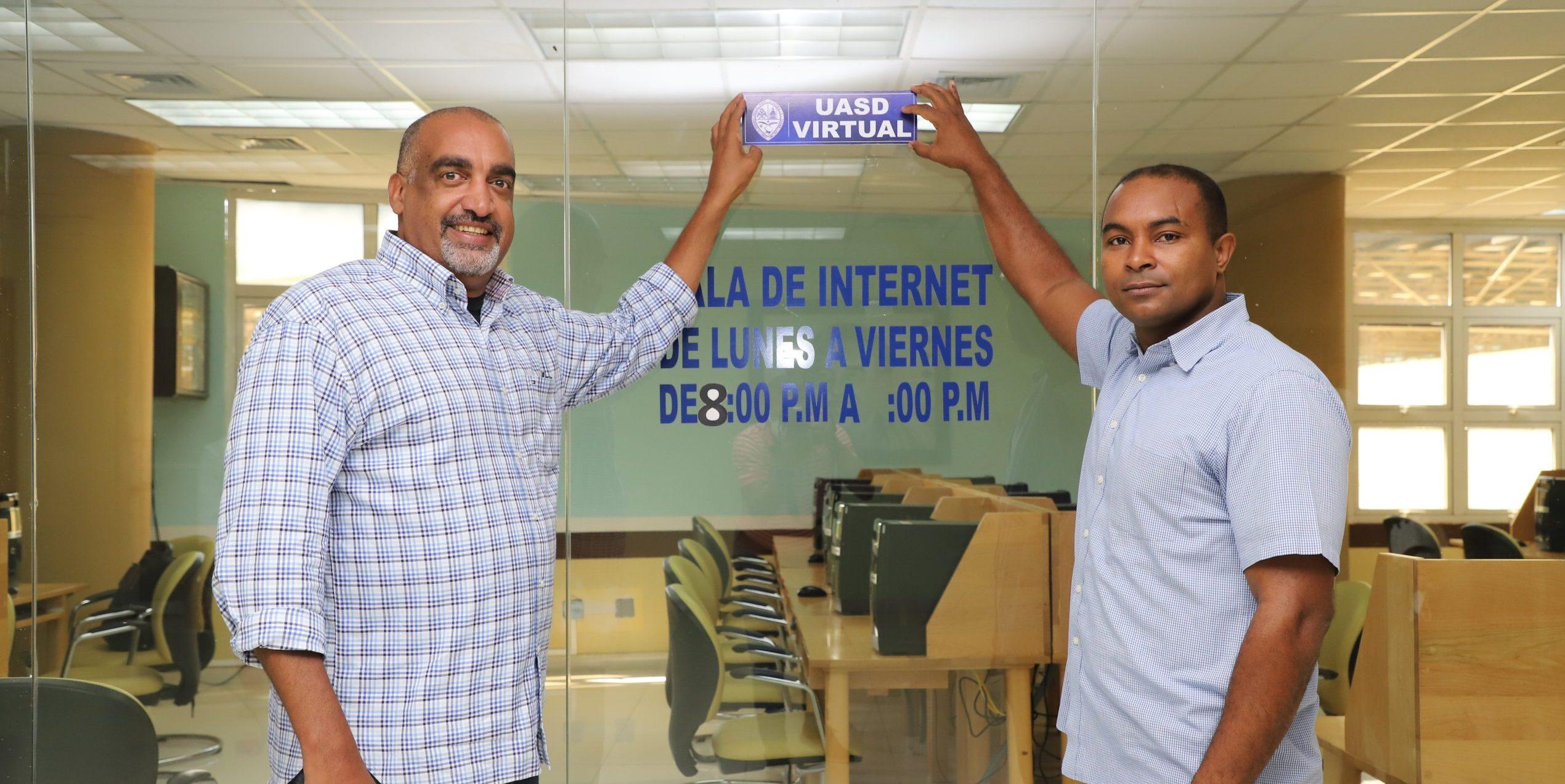 UASD Centro San Juan inaugura Unidad de UASD Virtual