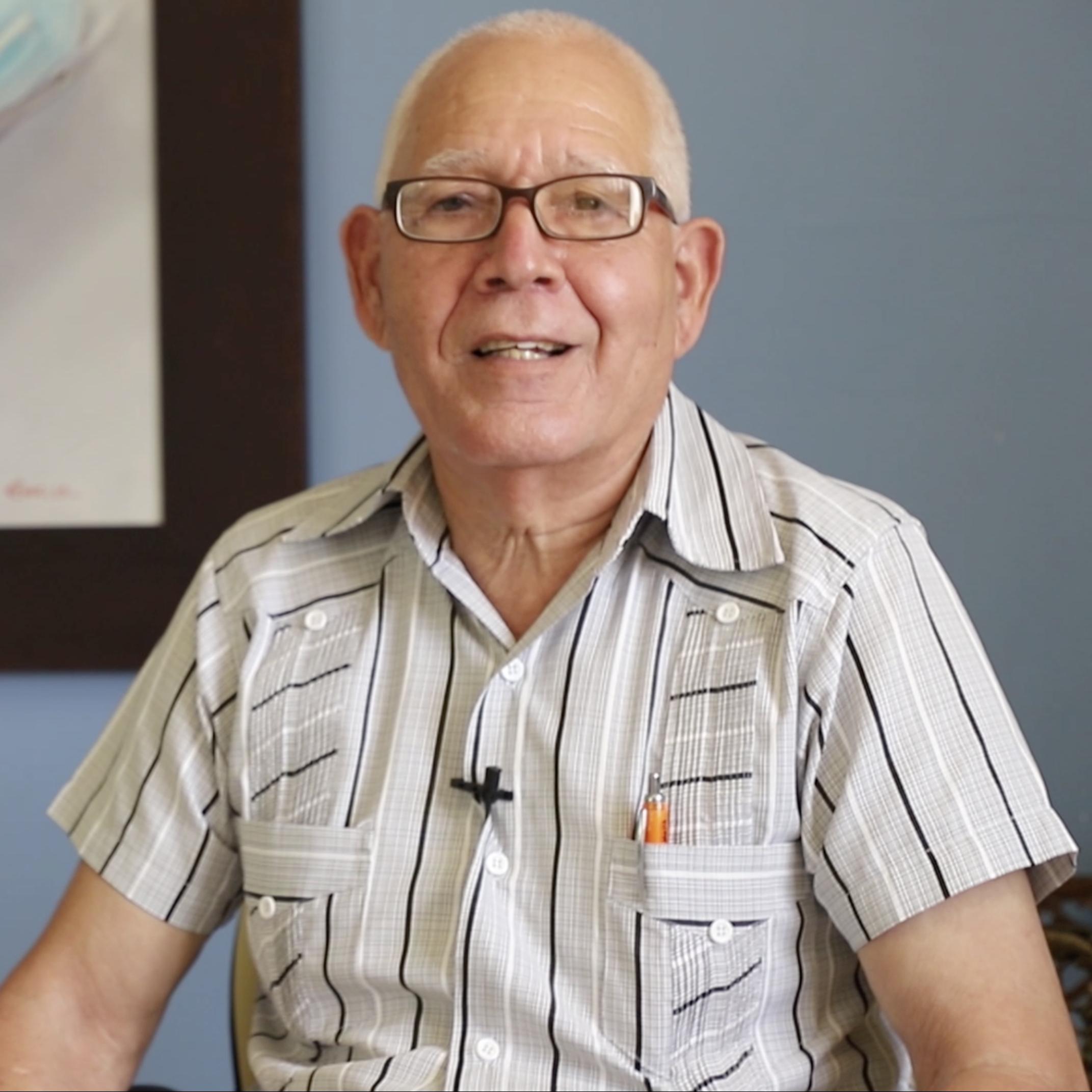 Mtro. Roberto Rosado Fernández – Conoce tus Docentes