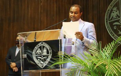 UASD Recinto San Juan de la Maguana hace entrega de promociones a servidores administrativos