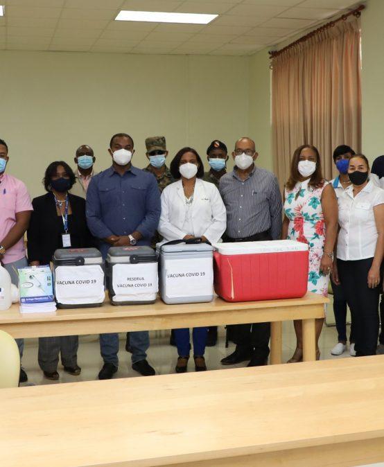 UASD San Juan vacuna personal docente y administrativo