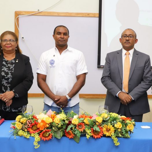 Inauguración de maestría en Educación Inicial