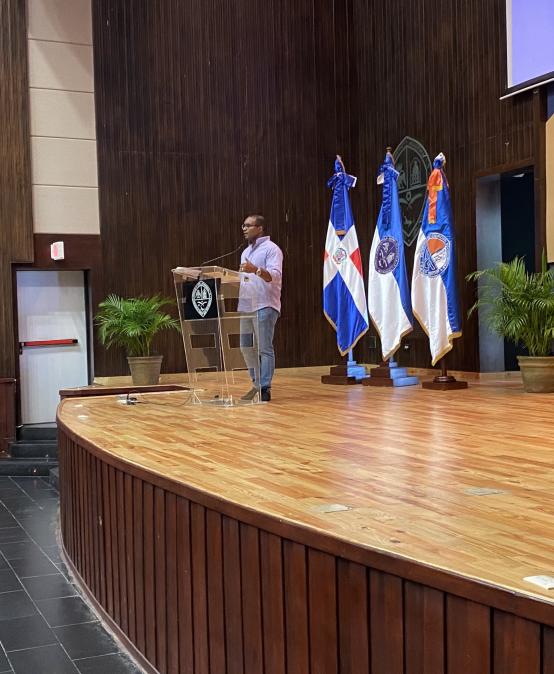 UASD Recinto San Juan celebra el primer Simposio Latinoamericano de Desarrollo.