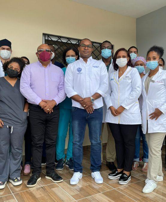 UASD San Juan y el Hospital Alejandro Cabral establecen acuerdo para beneficiar los internos de medicina de esta universidad